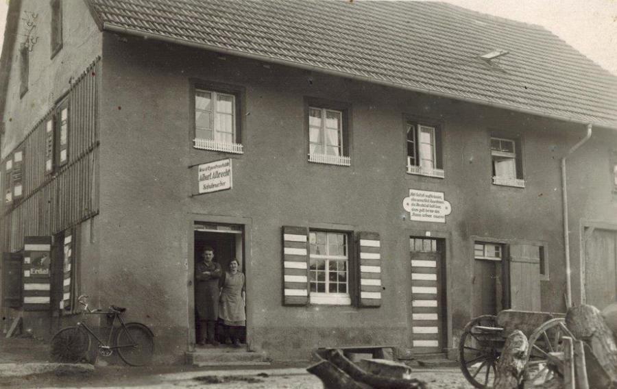 83-Otto-Albrecht-Schuhmachergeschäft