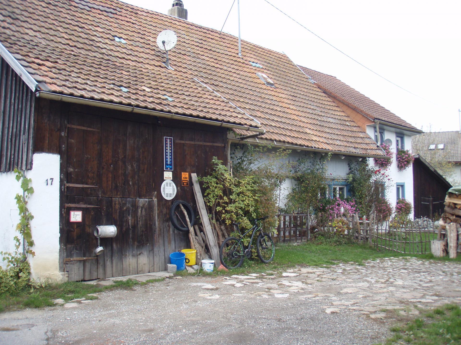 ehemaliges Haus von Mina Kaiser