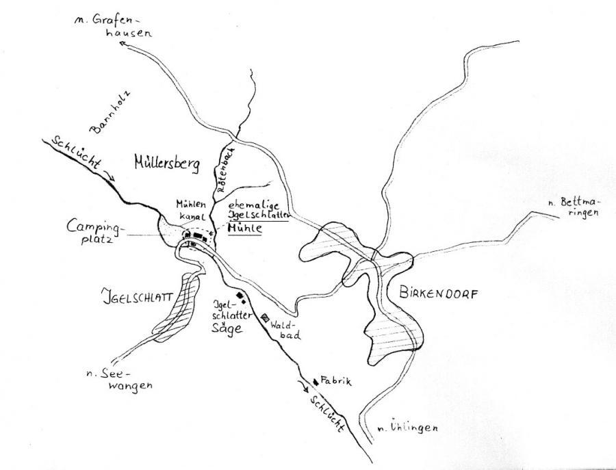 Igelschlatter Muehle Karte2