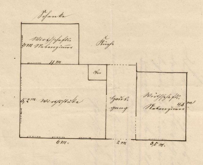 Plan-Birke 1873