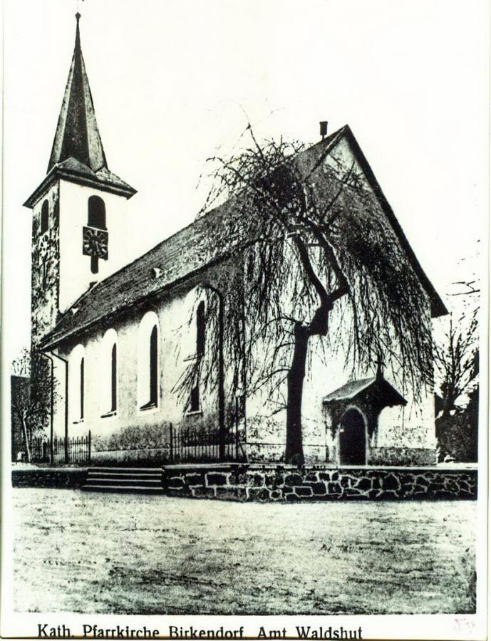 St-Margaretha vor der Erweiterung- 1931