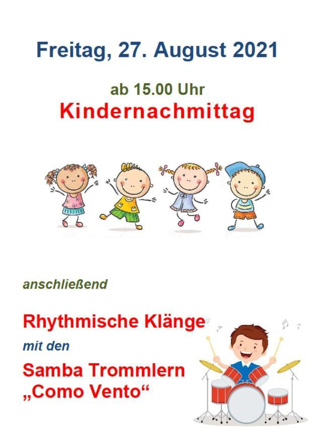 Kindernachmittag