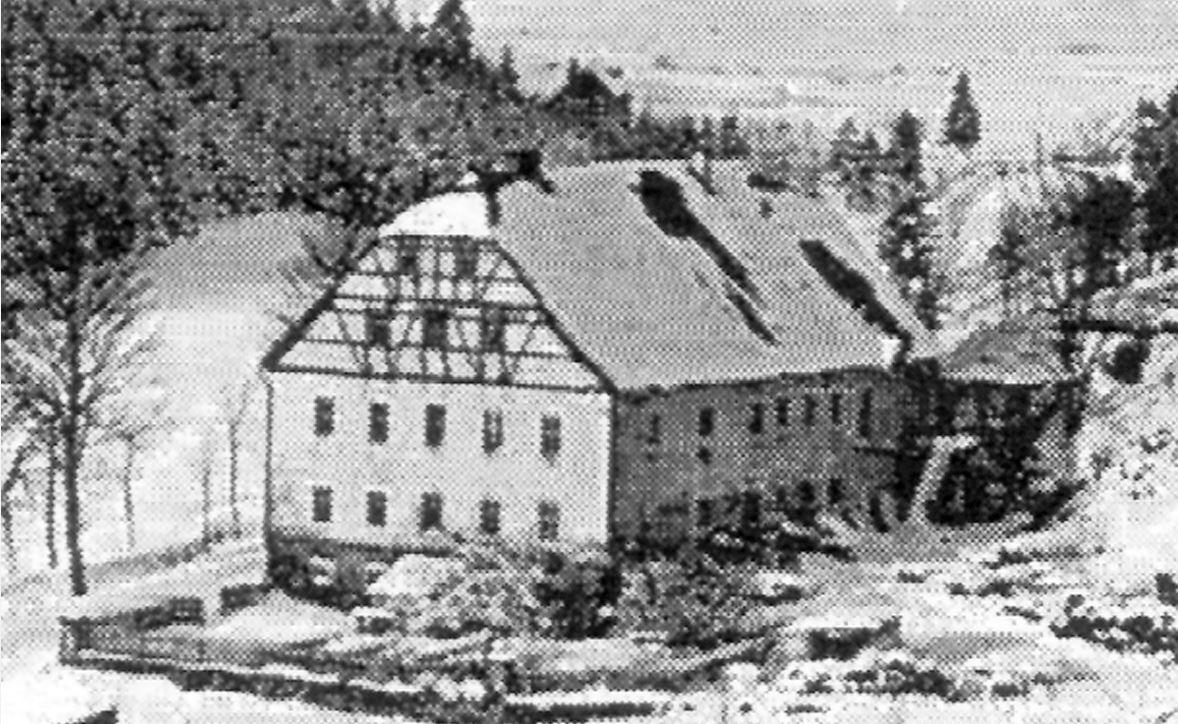 Mortelmühle historisch