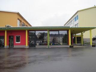 Oberschule Eingang