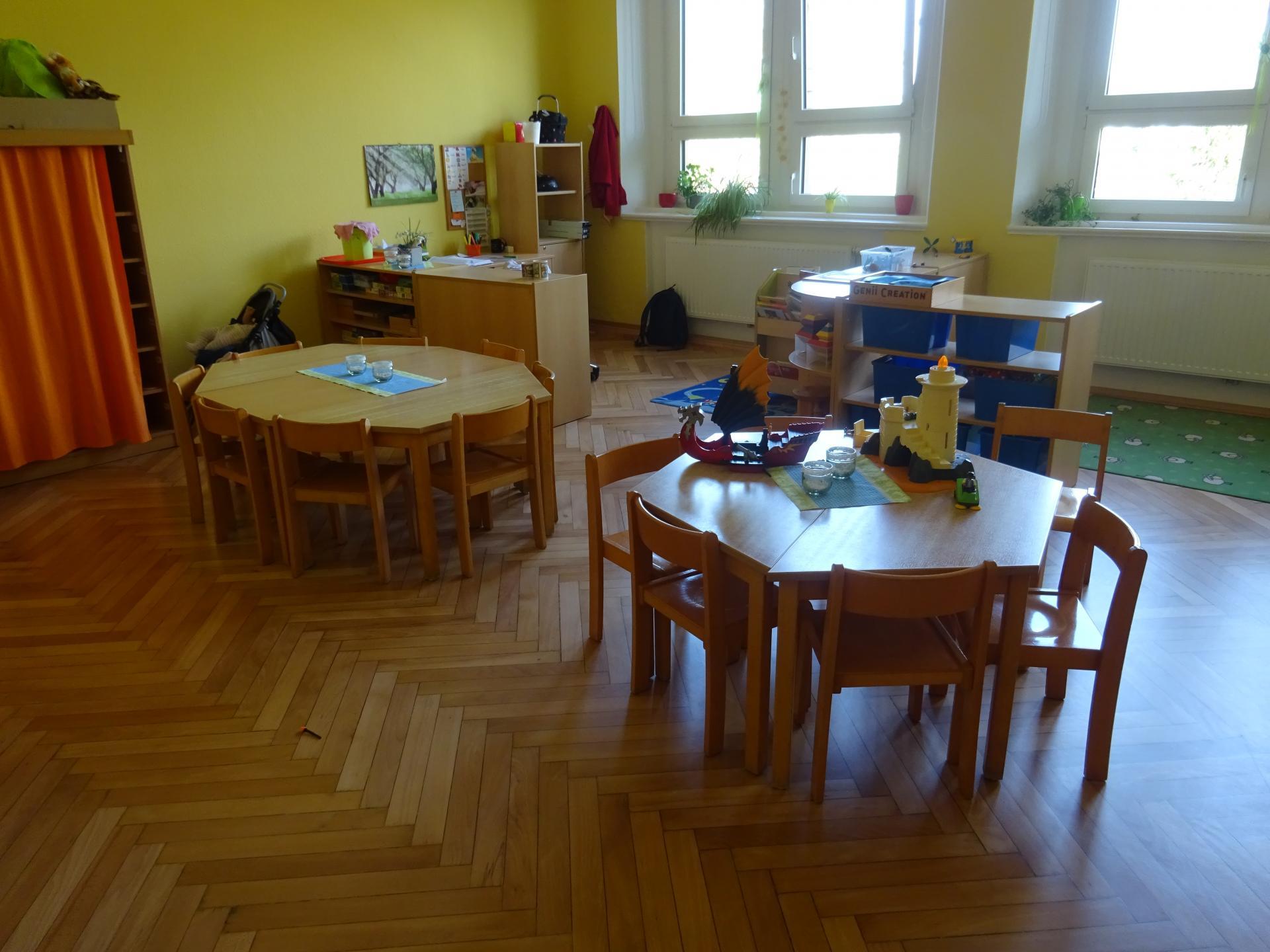 Gruppenzimmer