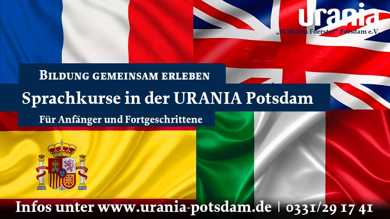 Kurse in der URANIA Potsdam