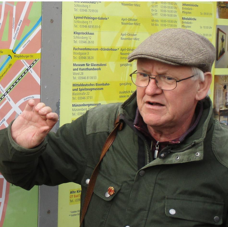 Axel Blum über die Anfänge der URANIA Potsdam