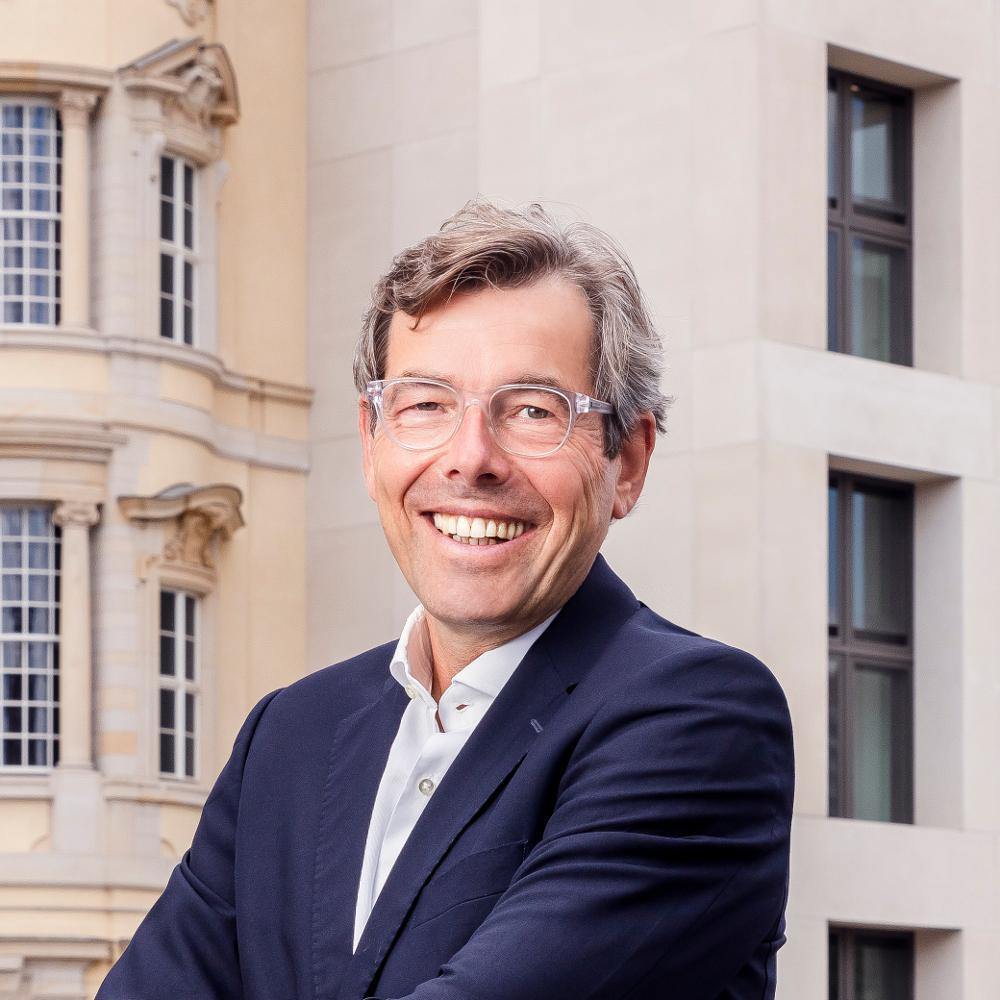 Grußbotschaft von Prof. Dr. Hartmut Dorgerloh