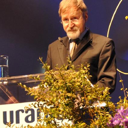 Grußbotschaft Dr Dieter Rauchfuß, Vorstandsvorsitzender der URANIA Potsdam