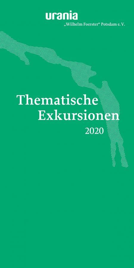 Exkursionsprogramm 2020