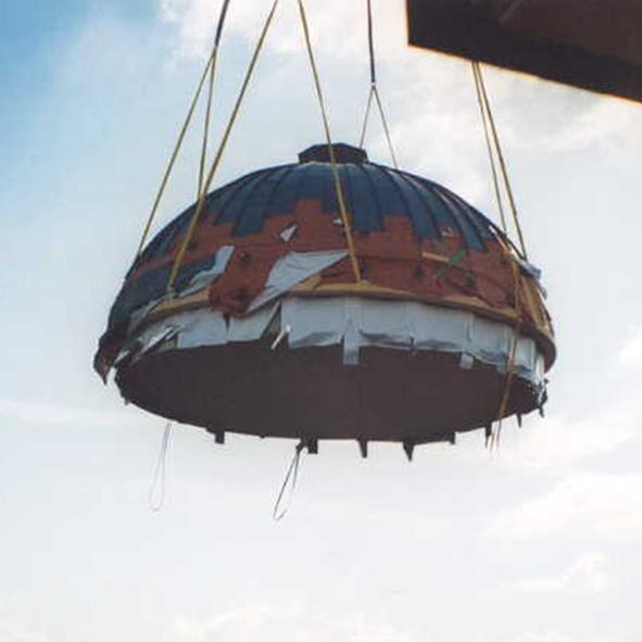 Ein Planetarium zieht um - Neuer Garten und Umzug in die Gutenbergstraße