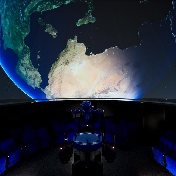Willkommen im URANIA Planetarium