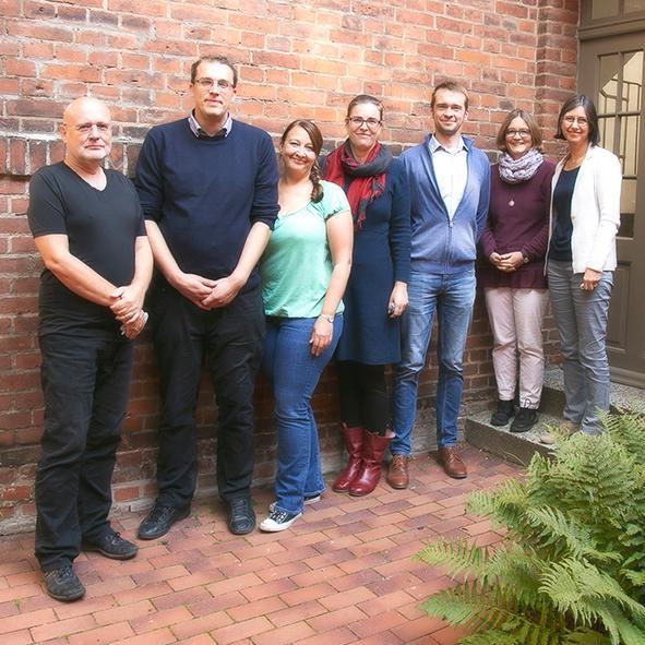 Das Team der URANIA Potsdam