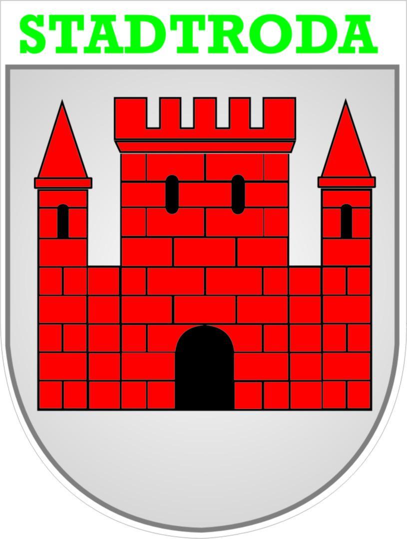 Stadtwappen Stadtroda