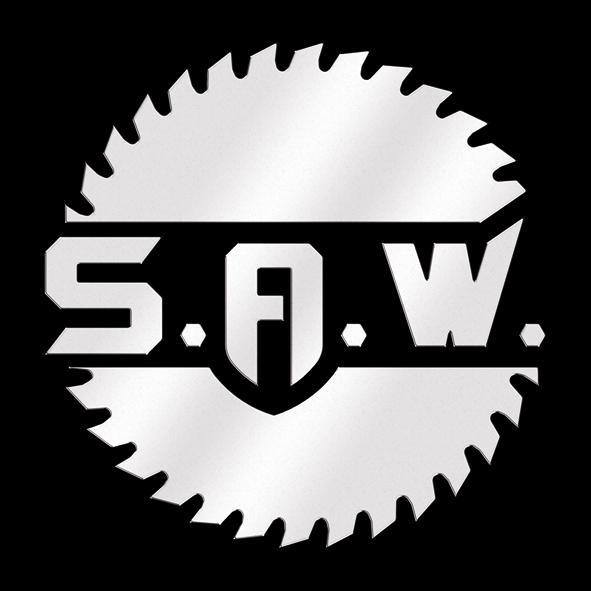S.A.W. Logo