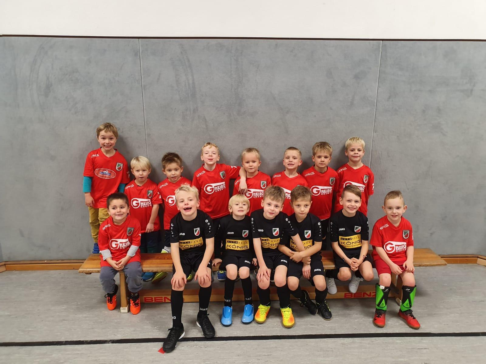 Mannschaft G-Junioren