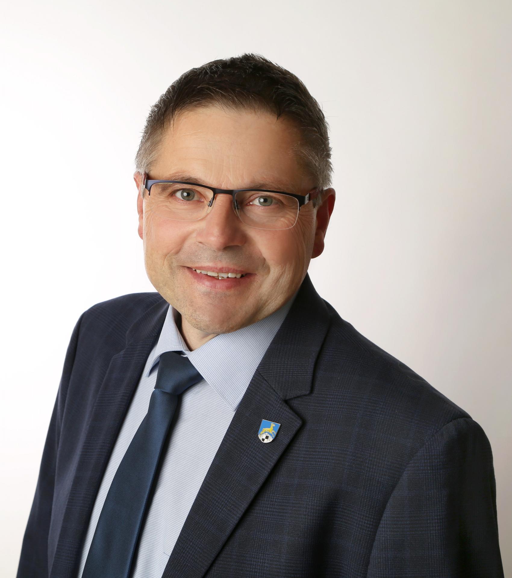 Erster Bürgermeister Thomas Schobert