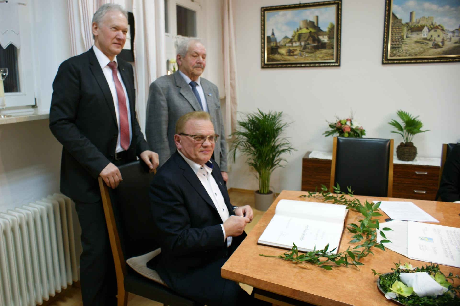 Ehrenbürger Rainer Denndörfer