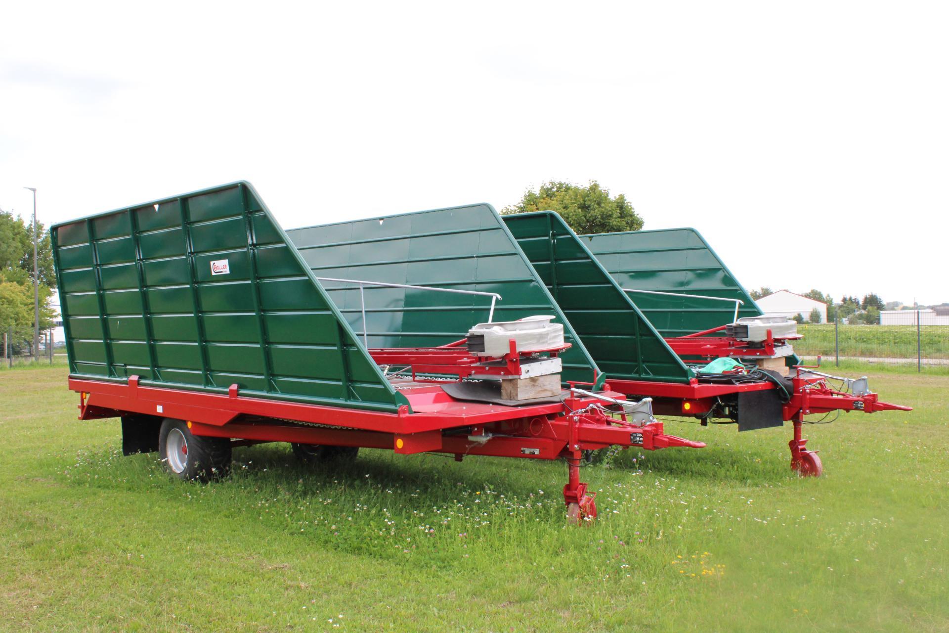 Soller-Rebenladewagen