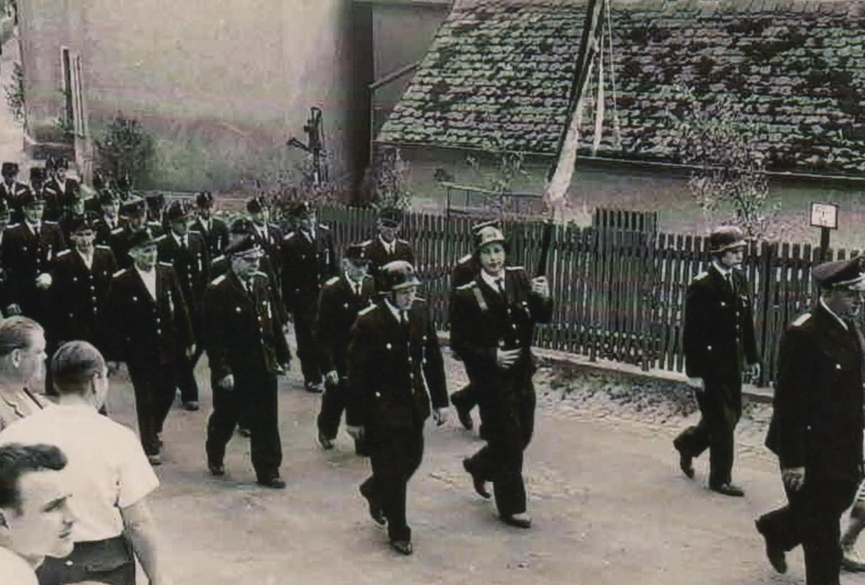 Festzug 50jähriges Jubiläum 1956