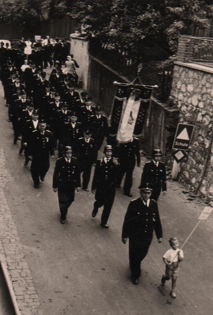 Festzug 50jähriges Jubiläum 1956 4