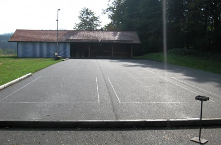 Asphaltstockbahn Bierhütte/Unterkashof
