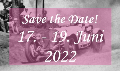 Save the Date 2022