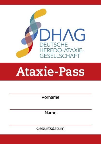 Ataxie-Pass