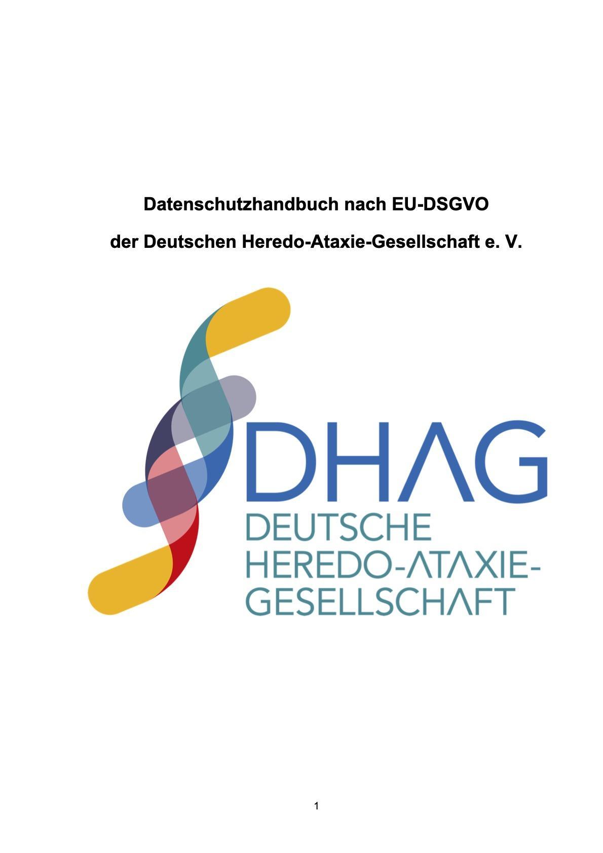Datenschutzhandbuch