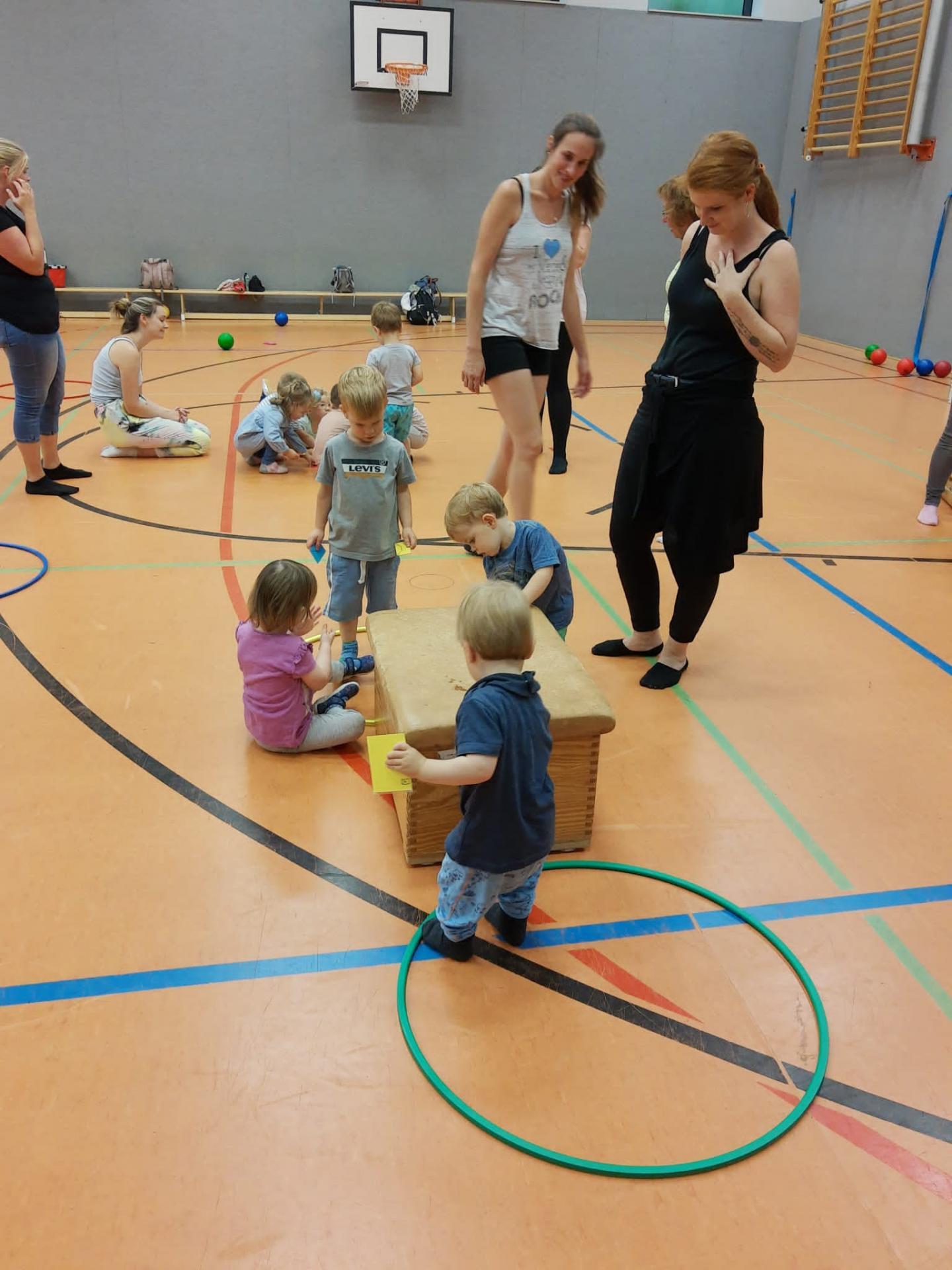 Eltern & Kind Turnen 09/2021