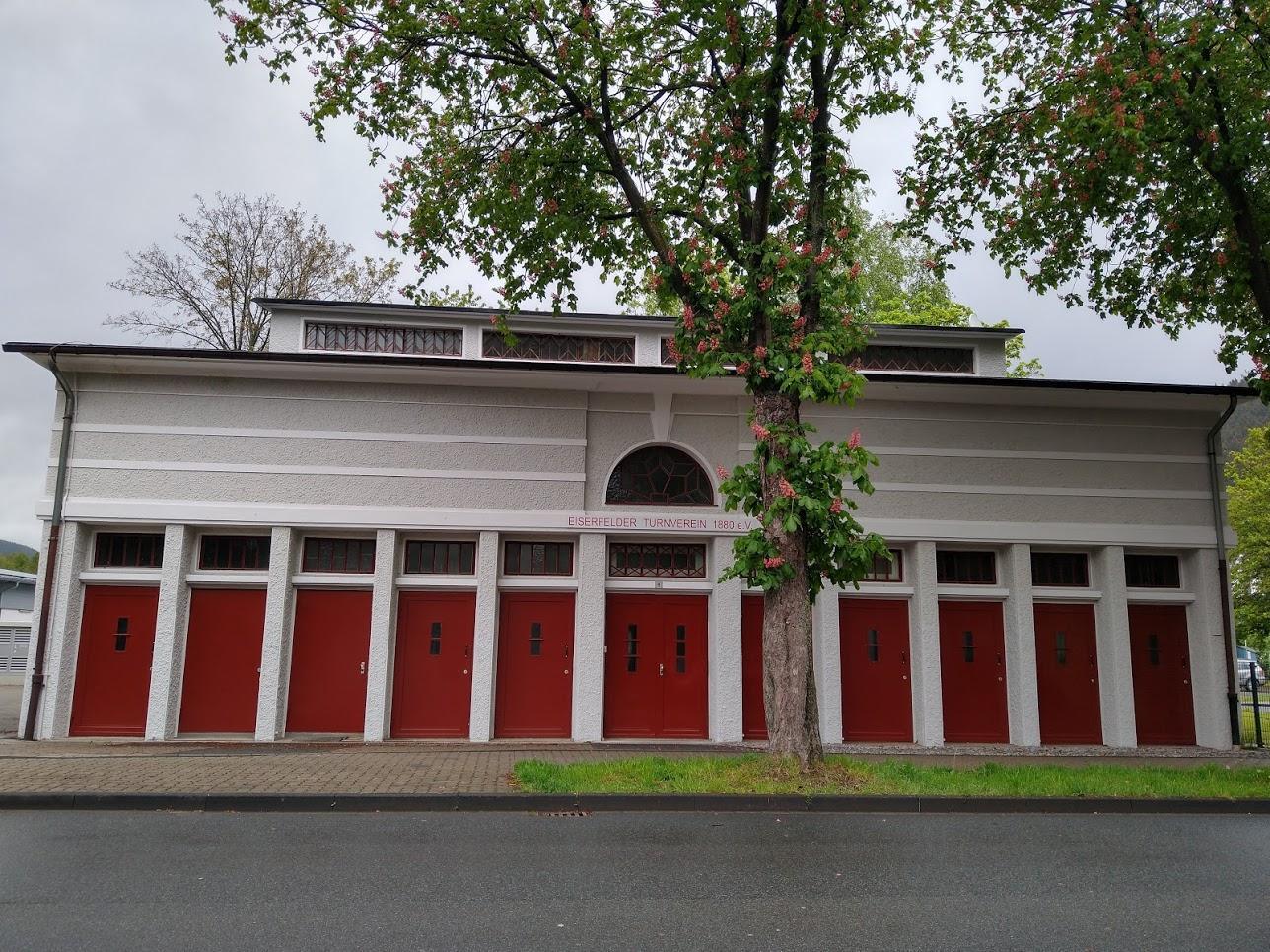 Altes Trafohaus, Bühlstr. 8 (unter Denkmalschutz)