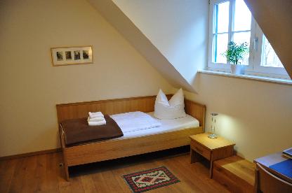 Zentrum Kloster Lehnin - Gästezimmer mit Bad