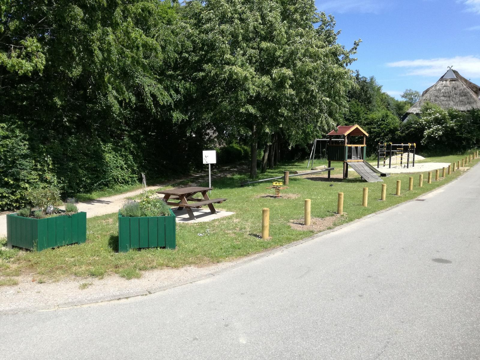 Spielplatz Pohnsdorf
