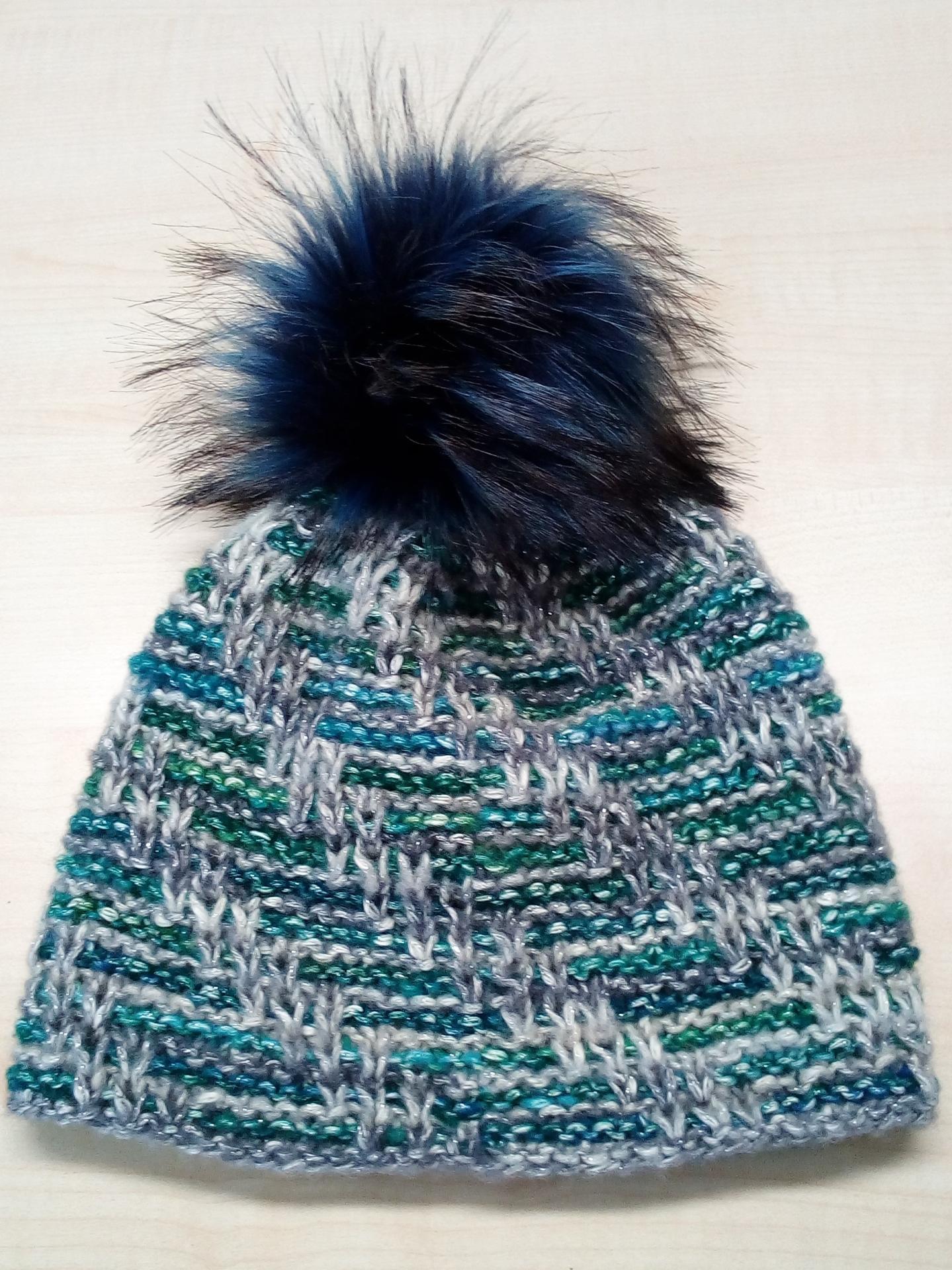 Mütze Citrin