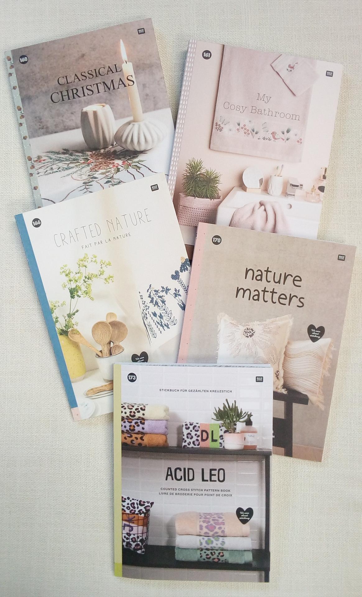 Stickbücher