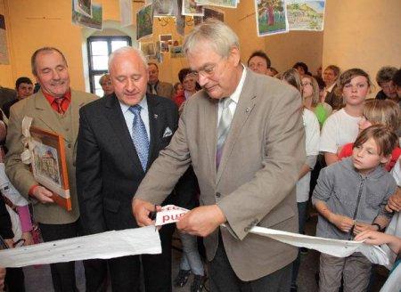 Eröffnung Friedland