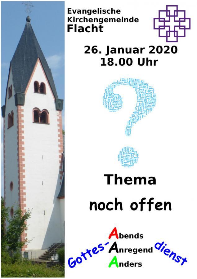 AAA Jan 2020 Fragezeichen