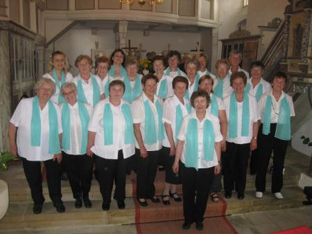 15 Jahre Kirchenchor