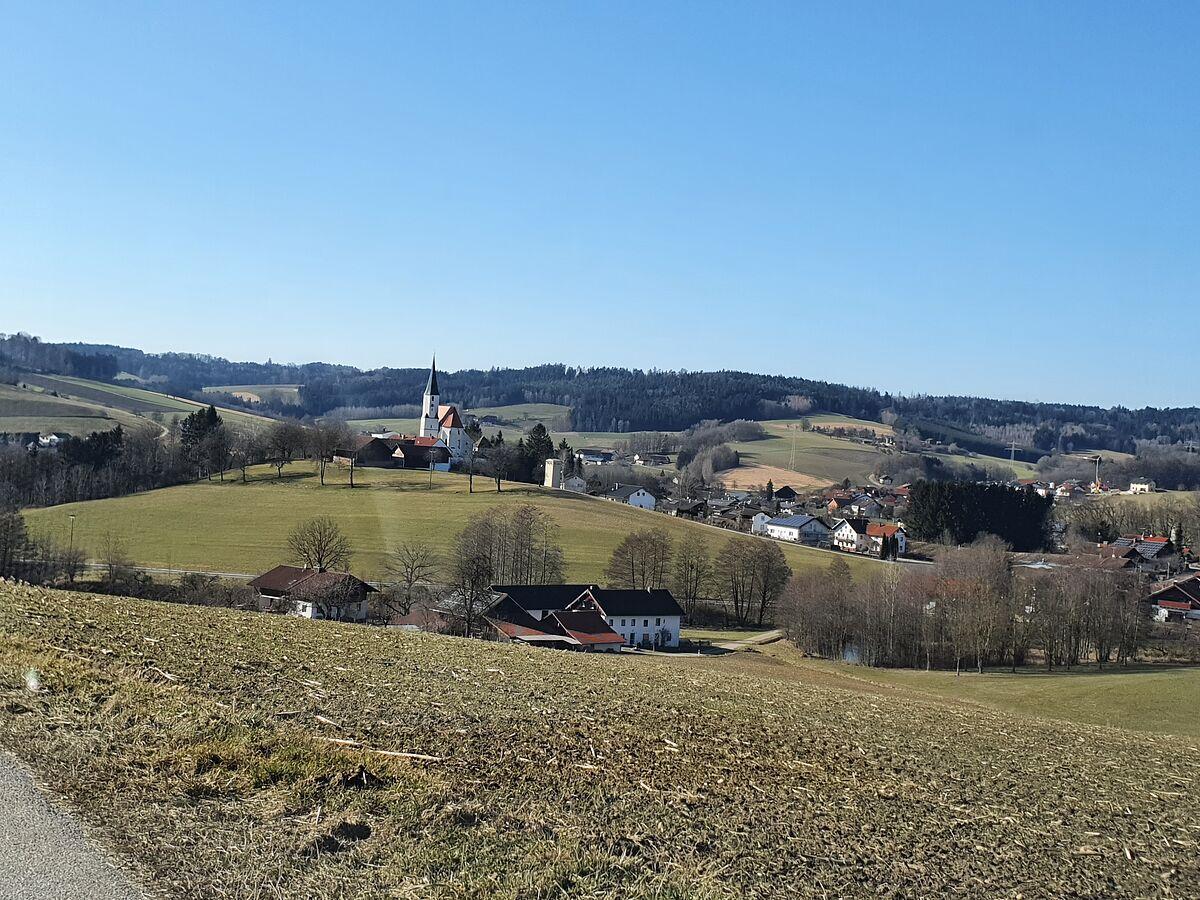 Blick auf Stubenberg