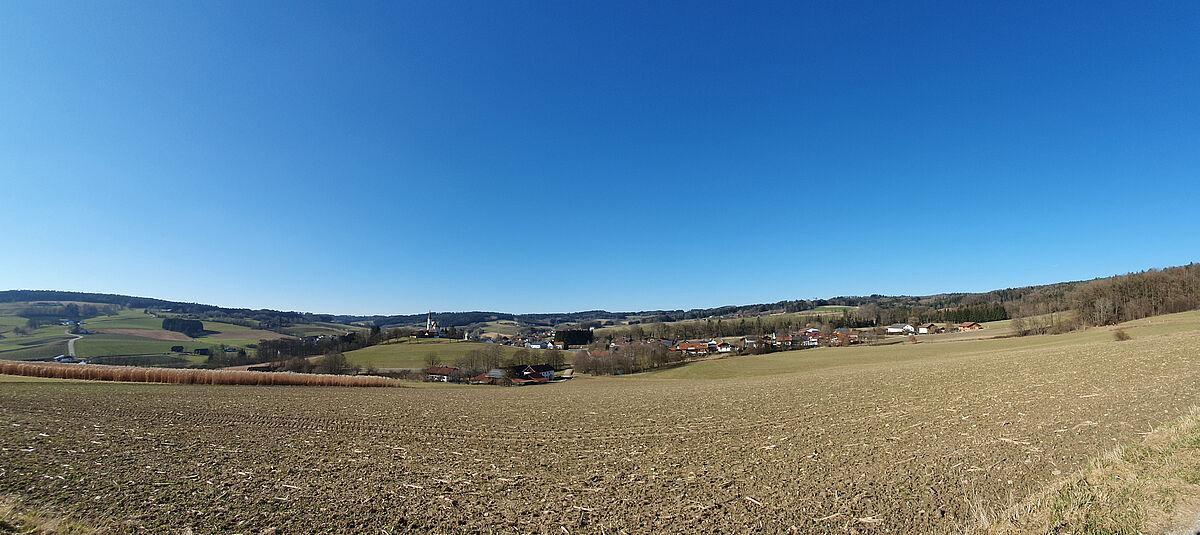 Panoramabild von Stubenberg