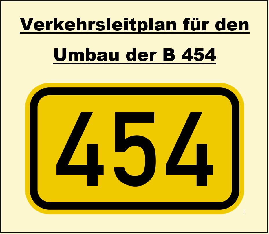 Leitplan B454