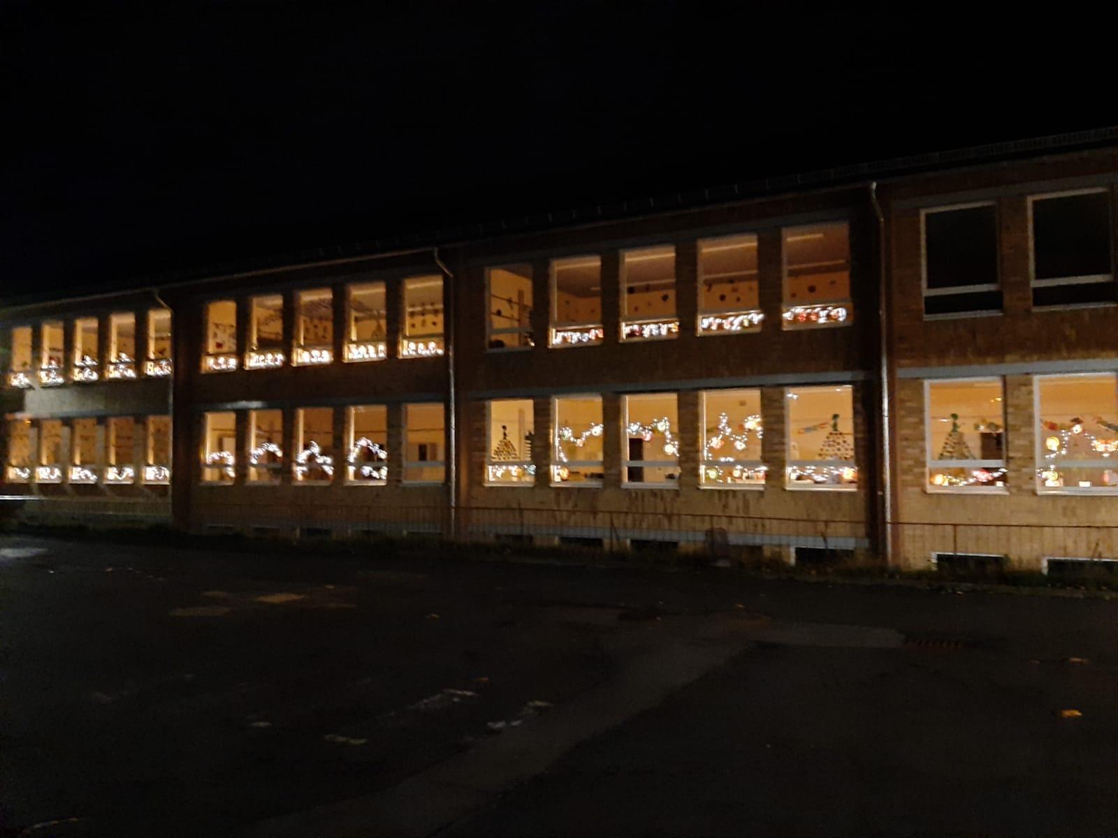 Aktion Laternenfenster