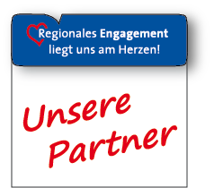 Regionales Engagement - Unsere Partner