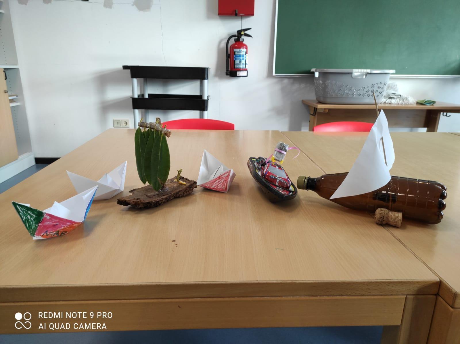 In der 1a sind alle Boote erfolgreich gefahren...