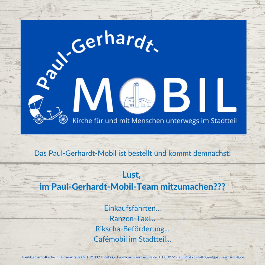 PGMobil kommt