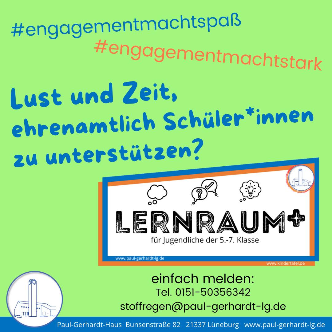 LernRaum+ Ehrenamt (1)