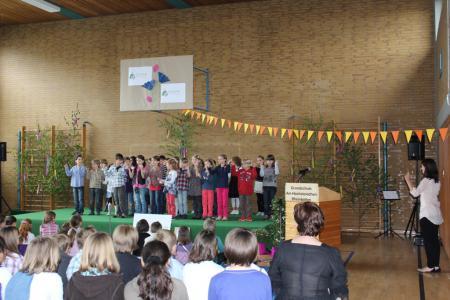 Grundschule Schulfest