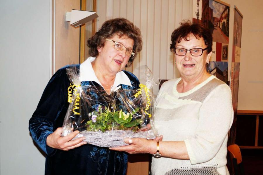 Auf der Jahreshauptversammlung am 19. April 2017 wurde Dipl. Med. Ilona Rettig zur Vorsitzenden des Neukalener Heimatvereins gewählt