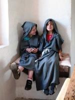 Scriptorium Kinder in Mönchskutten 150x220
