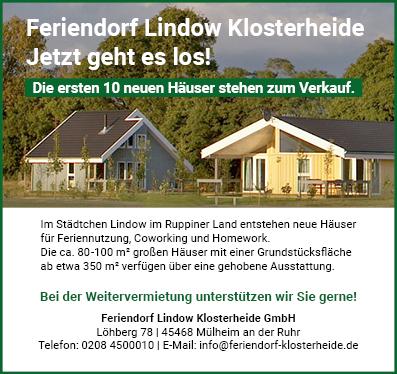 Feriendorf Klosterheide